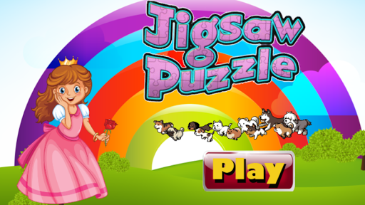 Princess Puzzle Games For Kids