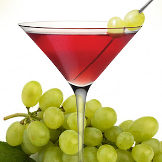 White grape cosmo martini Recipe