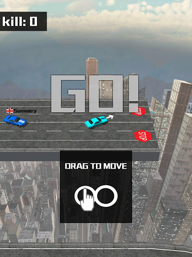 Car bumper.io - Roof Battle  image 7