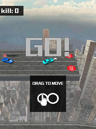 Car bumper.io - Roof Battle 1.0.0 screenshot 2093629