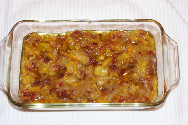 Squash, Yellow Crooked Neck Old Southern Style Recipe