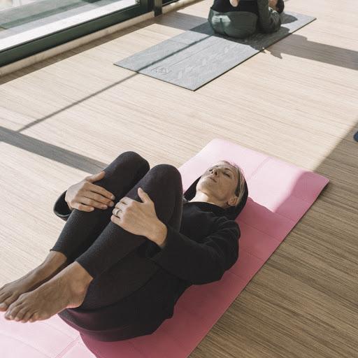 Yoga et étirements (Eldoa) avec Céline