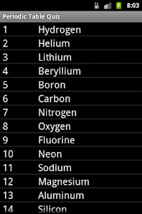 Download periodic table big quiz apk for android wikiapk periodic table big quiz screenshot 5 urtaz Image collections