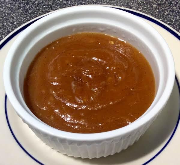 Orange Pudding