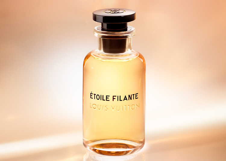 Louis Vuitton Étoile Filante, 100ml, R4,000.