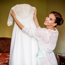 Wedding photographer Yuliya Chernysheva (Ulchka). Photo of 21.11.2016