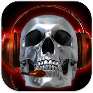 Free Skull Music Mp3 Player