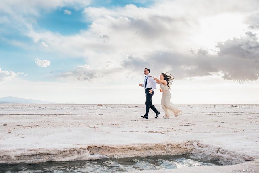 Wedding photographer Lucía Ramos frías (luciaramosfrias). Photo of 04.01.2017