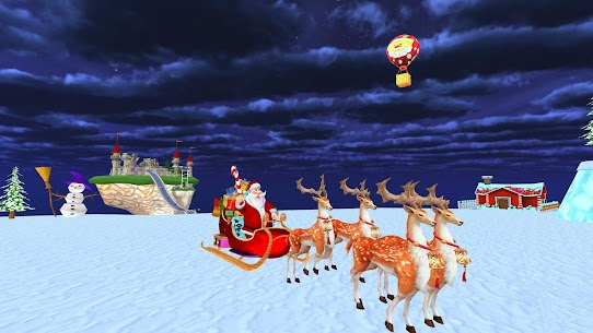 Santa Christmas Infinite Track 2