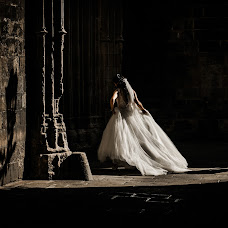 Wedding photographer Andreu Doz (andreudozphotog). Photo of 11.08.2018
