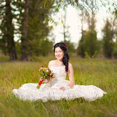 Wedding photographer Aleksandr Aleshkin (caxa). Photo of 06.08.2015