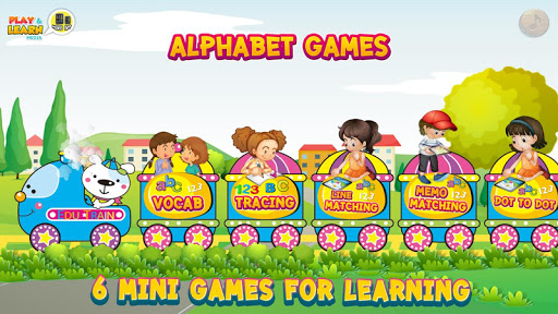 English ABC Alphabet Learning Games, Trace Letters 1.0.01.0.0 screenshots 1