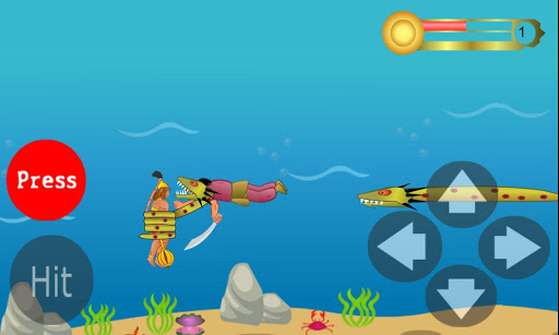 Hanuman the ultimate game