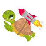 Happy Turtle Learning icon