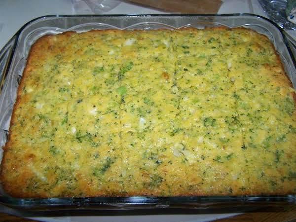 Broccoli Cornbread Recipe