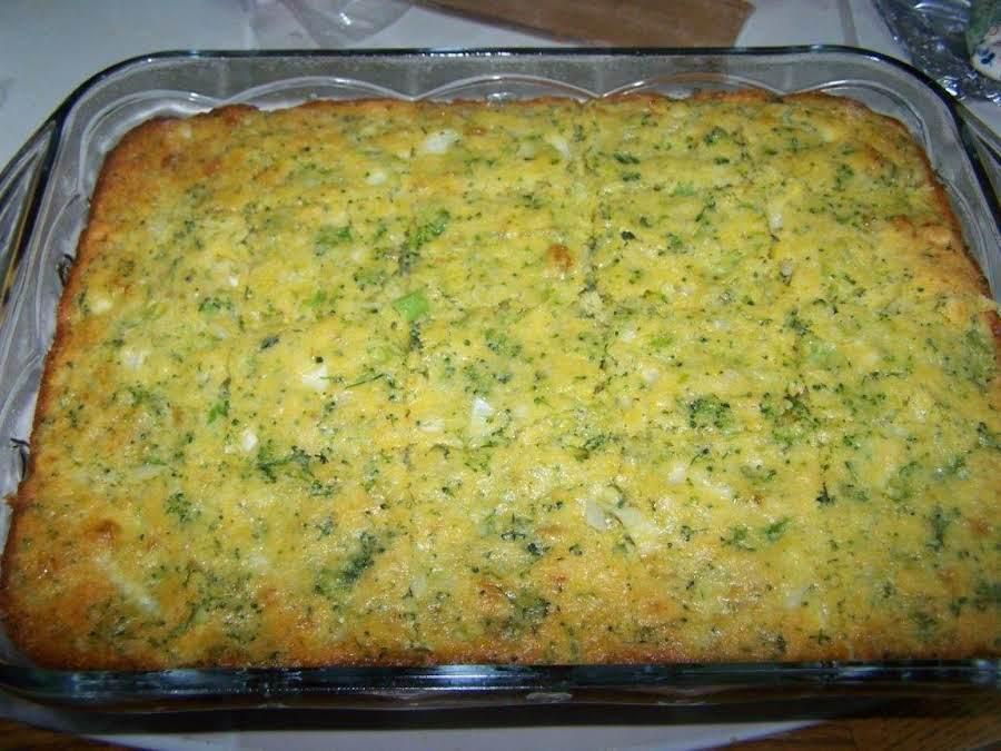 Broccoli Cornbread Recipe Just A Pinch Recipes