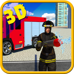 Firefighter Simulator 3d Hero for PC and MAC