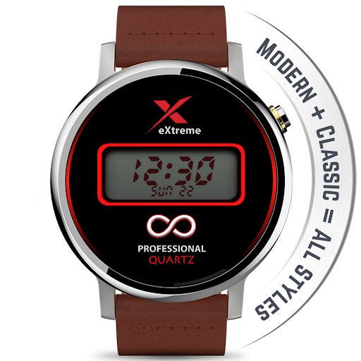 Watch Face - Minimal & Elegant for Android Wear OS  screenshots 20