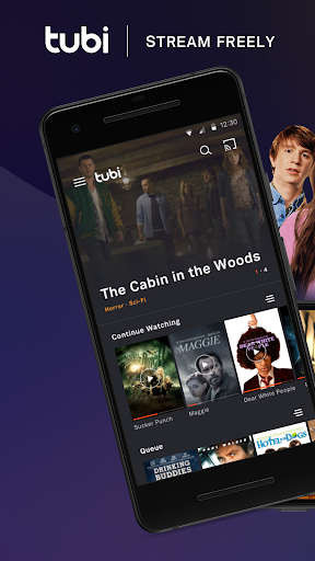 Tubi - Free Movies & TV Shows 2.16.4 screenshots 1