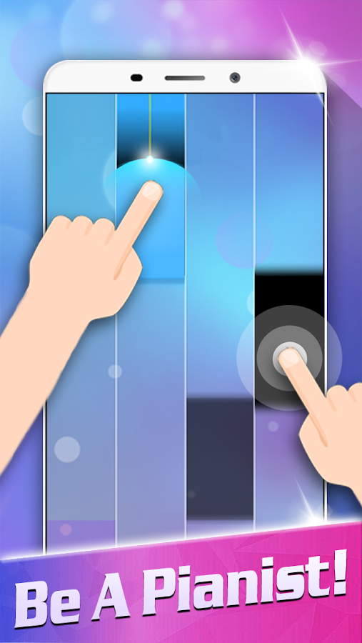 Magic White Piano: Music Tiles- screenshot
