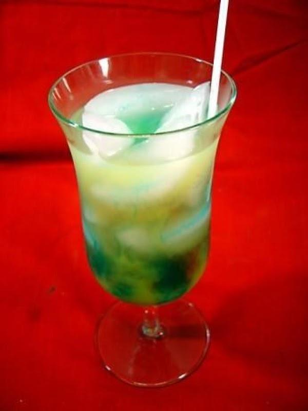 Tequila Mockingbird (alabama) Recipe