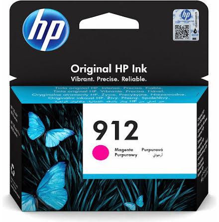Bläck HP 912 3YL78AE magenta