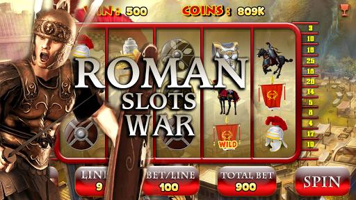 Ancient Caesar Roman Slots