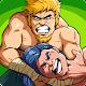The Muscle Hustle: Slingshot Wrestling (game)