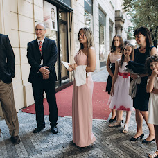 Wedding photographer Nelia Rabl (neoneti). Photo of 24.06.2018