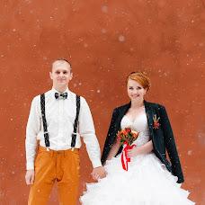 Wedding photographer Anastasiya Gusarova (AVGus). Photo of 08.03.2017