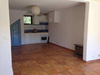 Maison 2 pièces 57,58 m2