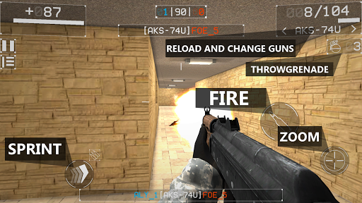 Squad Strike 3 : FPS  {cheat|hack|gameplay|apk mod|resources generator} 1
