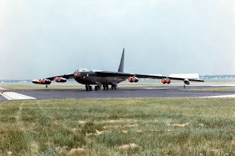 Photo: DAYTON, Ohio -- Boeing B-52D Stratofortress at the National Museum of the United States Air Force. (U.S. Air Force photo)