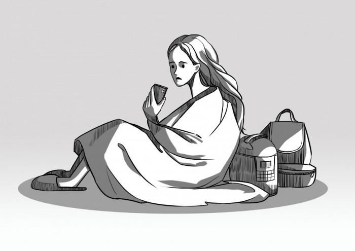 Ілюстрація Іванни Первих