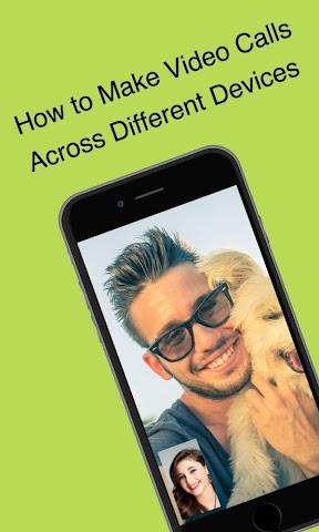 android Video Call Cross Platform -Tip Screenshot 2