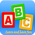 Learn Alphabets Numbers Kids icon