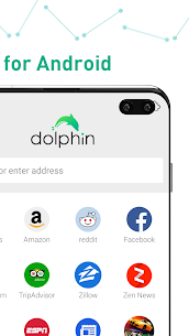 Dolphin Browser – Fast, Private & Adblock🐬 App Latest Version Download For Android and iPhone 2