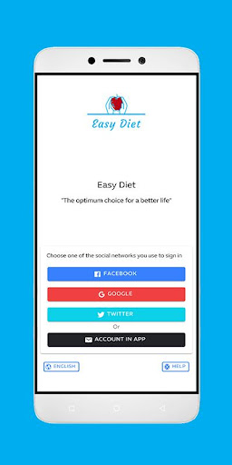 Easy Diet screenshot 1
