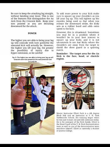 Tae Kwon Do Life Magazine screenshot 8