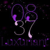 Luxuriant UCCW Clock Skin