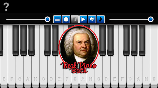 真正的钢琴巴赫 Real Piano Bach