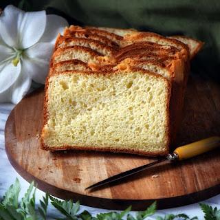 Crescia al Formaggio aka Italian Easter Bread.