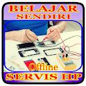 Belajar Sendiri Servis HP Offline icon