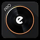 edjing PRO - Music DJ mixer icon