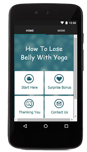 How To Lose Belly With Yoga