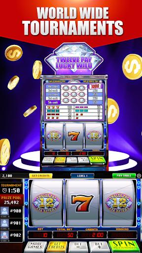 Real Vegas Slots - FREE Casino Games 3 Mod screenshots 2