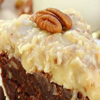 German Chocolate Fudge Recipes