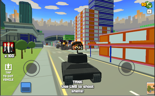 Global Agent Shooter Free - náhled