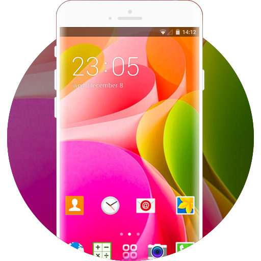 Theme for Intex Aqua Power M HD