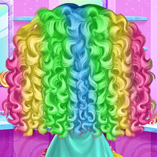 Fluffy Kitty Hair Salon